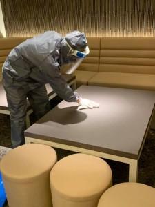除菌・エアコンクリーニング
